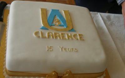 15th Anniversary Celebrations
