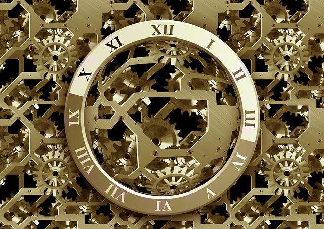Thirteen o'clock in April