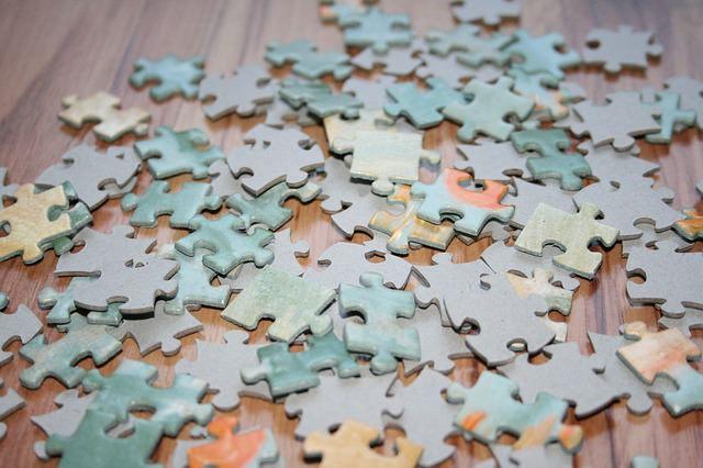 Life's jigsaw