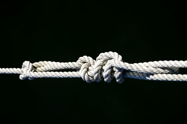 Knots in May