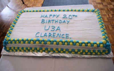 20th Anniversary Celebrations